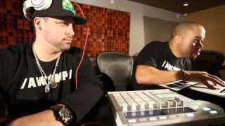 The Making: Producers Tha Bizness Recreate Kendrick Lamar's Sherane Beat Step By Step!