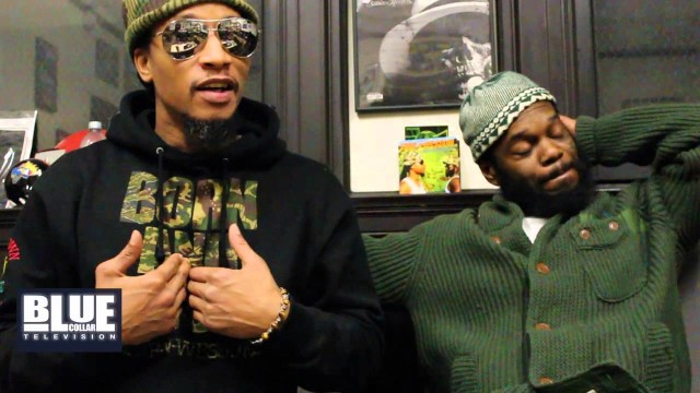 "SMIF-N-WESSUN SPEAKS ON NEW""BORN AND RAISED"" ALBUM"