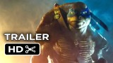 TEENAGE MUTANT NINJA TURTLES (OFFICIAL TRAILER)