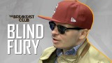 Blind Fury Interview at The Breakfast Club Power 105.1