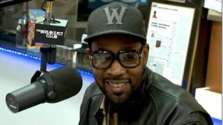 RZA Interview at Breakfast Club Power 105.1