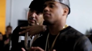 Behind The Scenes: Mack Wilds Feat. French Montana & Mobb Deep – Henny Remix