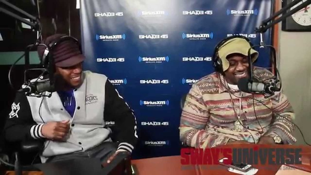"Smoke DZA Freestyles Over The ""5 Fingers Of Death"" On Sway In The Morning!"