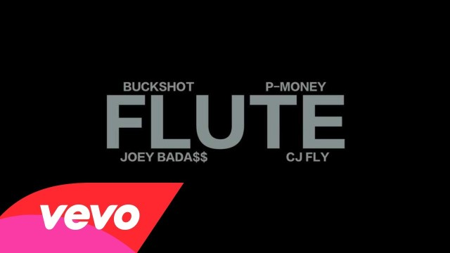 Buckshot & P-Money – Flute (feat. Joey Bada$$ & CJ Fly)