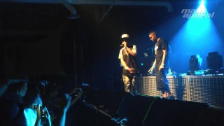 "Fashawn & Nas ""Live in Cologne, Germany"""