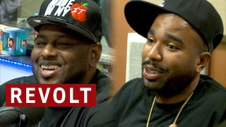 Capone-N-Noreaga Interview With The Breakfast Club