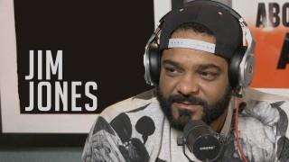 Jim Jones Interview on Hot 97