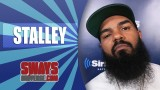 Stalley Freestyle on Sway In The Morning