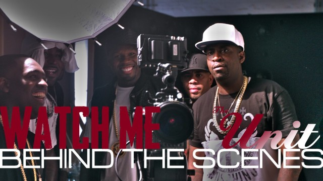"Behind The Scenes: G-Unit ""Watch Me"""