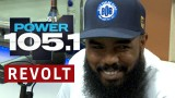 Stalley -On Power.105 The Breakfast Club