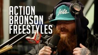 Action Bronson – Funkmaster Flex Freestyle
