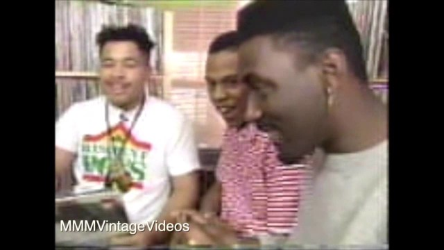A Vintage Video of JAY Z's First TV Appearance