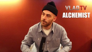 EXCLUSIVE! ALCHEMIST ON COMING FROM BEVERLY HILLS & BEING WHITE IN HIP-HOP