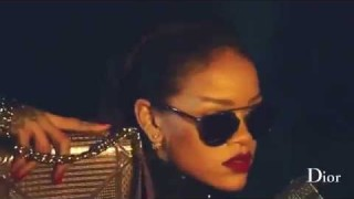 """""""A Night"""" in Dior Spring 2015 Campaign Rihanna Previews New Single"""