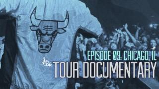 """Curren$y """"Pilot Talk 3 Tour"""" [Episode 9]"""