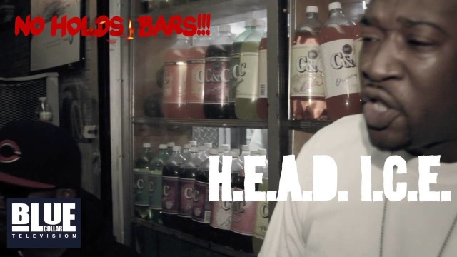 """BLUE COLLAR PRESENTS: H.E.A.D. I.C.E. x FAT CAT PAULY """" NO HOLDS BARS FREESTYLE """""""