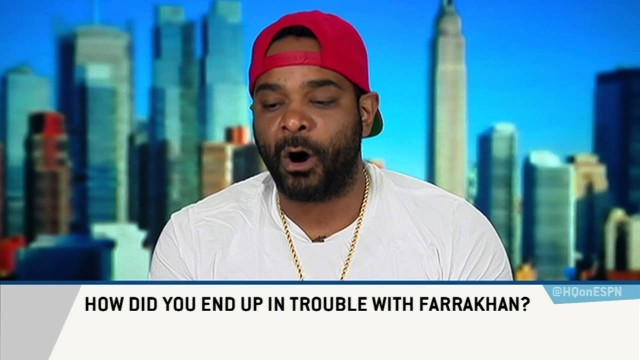 Jim Jones Talks Confronting French Montana in Miami & the Infamous Rucker Park Fight