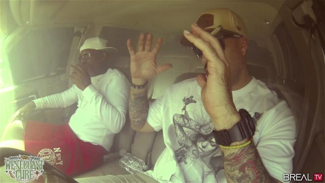 "Dame Dash Joins B-Real in ""The Smokebox"""