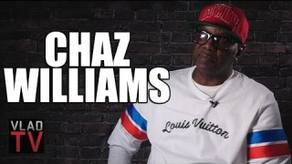 Chaz Williams Talks About His Close Ties to 2Pac & Mutulu Shakur