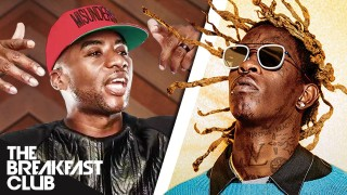 Charlamagne Responds to Young Thug's Threat After Birdman Interview