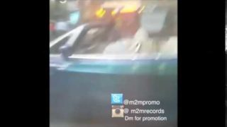 50 Cent Smacks Kid Reaching into His Car