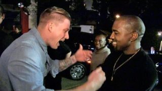 Kanye West Cuts First Album for Audition Rapper Cameron Grey