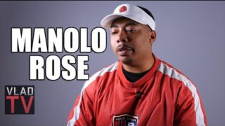 Manolo Rose on Troy Ave Shooting, Retweeting Wishing Troy Dead
