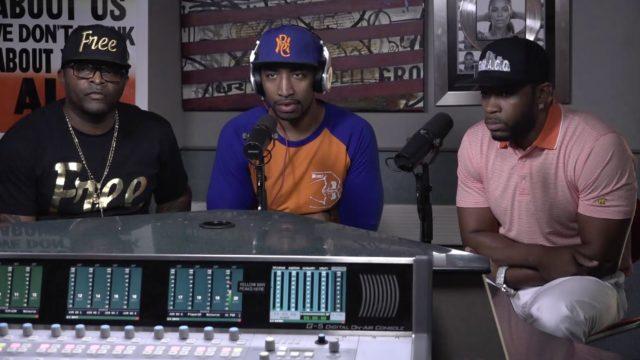 Mysonne Brings Banga McPhatter's Brother to talk Irving Plaza Shooting+ Gun Violence Awareness Month