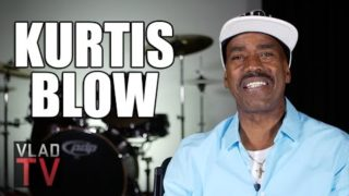 Kurtis Blow on The Birth of Hip-Hop, Evolution from the DJ to the MC