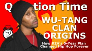 How RZA's 5-Year Plan Changed Hip Hop Forever