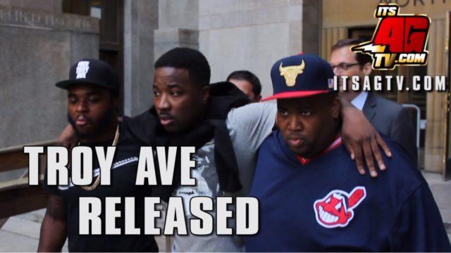 Rapper Troy Ave Freed On $500,000 Bond
