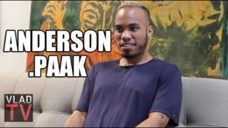 Anderson .Paak on Working with Dr. Dre, Eminem, Ice Cube, & Kendrick Lamar