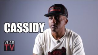 Cassidy on Squashing Beef with AR-Ab, Open to Talking w/ Meek Mill