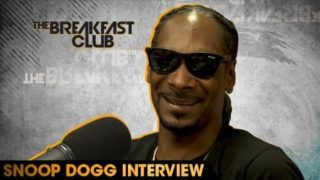 Snoop Dogg Talks About Rail Collapse & Injured Fans During Camden Show