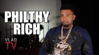 Philthy Rich on Snitches Paid by Police: Informants are Riding Foreigns