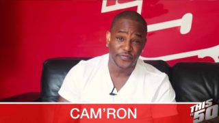 Cam'ron Brought Real Gun to Paid In Full Audition, Paid Only $8500 for Role