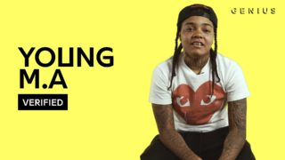 """Young M.A Breaks Down """"OOOUUU"""" Lyrics"""