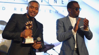 """Diddy Throws a Shot at Suge Knight: """"Now I'm Here … Take That!"""""""