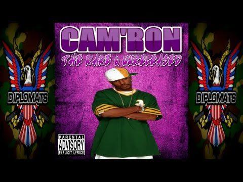 Unreleased Cam'ron – The Rare  (2017)