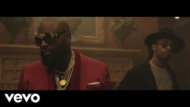 Rick Ross – I Think She Like Me (feat. Ty Dolla $ign)