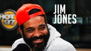 Jim Jones Talks Funk Flex Hot97 Dipset Break Up, Jay-Z, Max B, French Montana