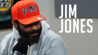Jim Jones & Axel Leon Freestyle on Funk Flex Hot 97 #BARCLUB