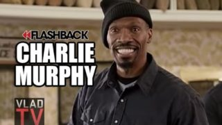 RIP Charlie Murphy; Wanted to be a Rapper Initially