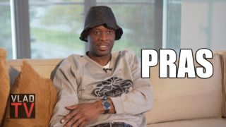 Pras on Hillary Clinton Almost Interviewing with VladTV