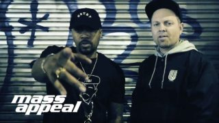 """DJ Shadow and Nas Break Down the Making of """"Systematic"""""""