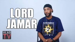 Lord Jamar on Yung Joc Wearing a Dress: He's Looking Like the Lunch Lady